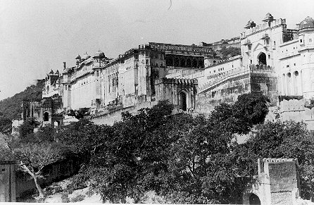 Amer Palace in Rajasthan