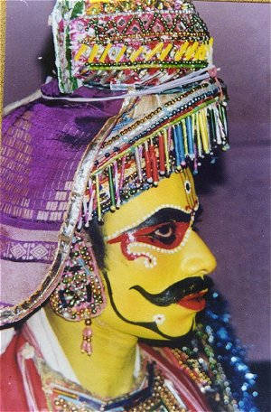 Theatrical Arts of India