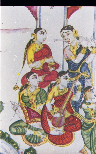 Mysore traditional painting