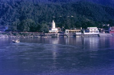 Temple on the Ganges