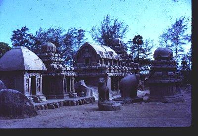 The Deccan Plateau: Pallavas of Kanchi