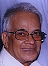 Portrait of M.V. Kamath