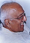 Portrait of Basti Vaman Shenoy