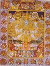 Cosmic Form of Lord Vishnu