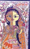 Ardha-Narishwara  Half Man, Half Woman