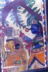 Krishna Teases a Maiden