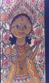 Krishna Playing a Flute