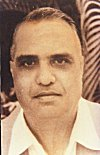 Portrait of Dinakara Desai