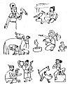 Depiction of Pets