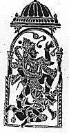Garuda the King of Birds