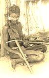 Village Musician, Bastar, Madhya Pradesh