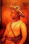 Portrait of Tippu Sultan