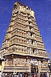 The Chamundeshwari Temple, Mysore