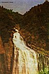 Unchalli Waterfalls near Siddapur