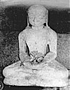 A Jain Sage in Worship