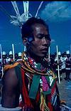 A Naga Tribal