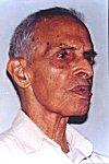 Portrait of Prof. G.S. Dikshit