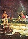 Lord Rama Conquers Varuna