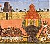 Car Temple Procession of Lord Sri Rama