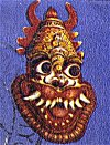 The Narasimha (Lion-man)  Mask