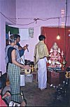 Invitation to Lord Ganesh