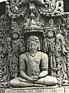 A Rishi (sage) of Halebidu � Hoysala sculpture