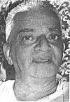 Kannada Poet G.P. Rajaratnam (1908-1979)