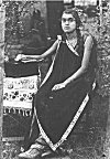 A Konkani woman from a 1950s picture