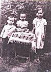 Konkani children from a 1950s picture