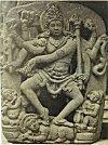 Nataraja  -- the cosmic dance of Lord Shiva