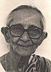An Elderly Hindu lady