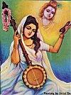 Mirabai - A Woman Saint Who Propagated Bhakti (Devotion) through Songs & Music