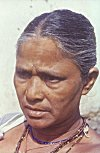 Widow of a Mahut (Elephant Trainer)