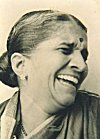 A Contended Konkani Housewife