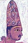 Quilted Hat of a Vijayanagar Nobleman