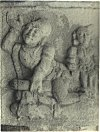 Man in Heat -- Sculpture from Medieval India
