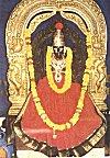 Deity Annapurneswari