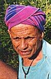 Rumal of a Farmer in Karnataka