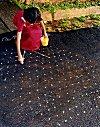 Dots are the soul of Rangoli Art