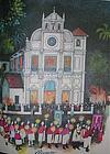 The Procissao Festival