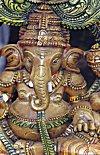 Idol of Lord Ganesh