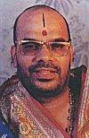 The Swamiji of the Gokarn Paratgali Muth