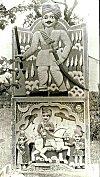 A Memorial <b>Gata</b> of  the Bhil Tribe