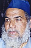 Portait of a Muslim Businessman