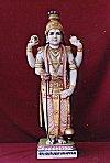 Four Handed Lord Vishnu