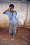 Rag Picker Boy, Yeshwantpur