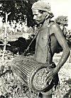 Santali Drummer, West Bengal