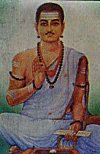 Sage Basaveshwara who founded the Lingayat cult in 12th century