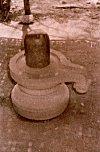 Granite Ishwar Linga