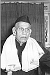 Portrait of Kannada Researcher S. M. Joshi